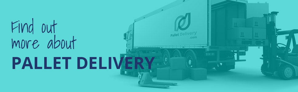 About Our Pallet Delivery Service